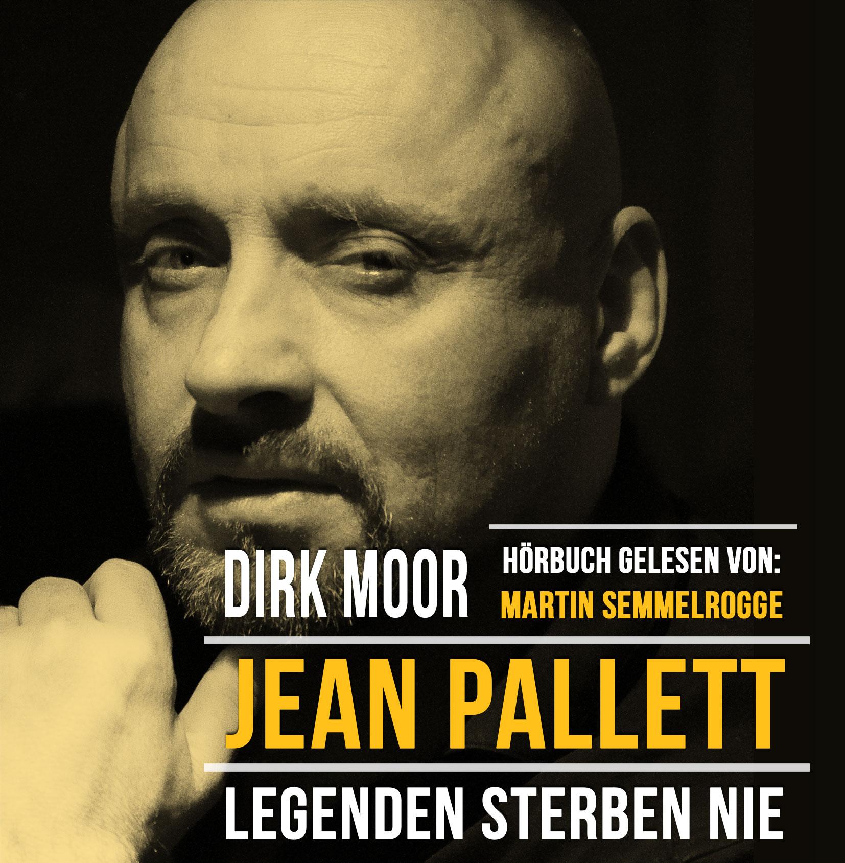Jean Pallett – Legenden sterben nie ( Hörbuch )